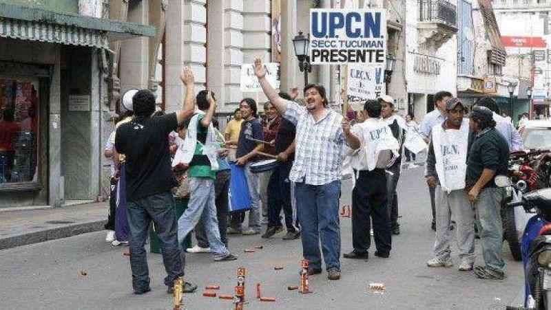 UPCN resolvi� iniciar protestas ante la falta de respuestas del Gobierno