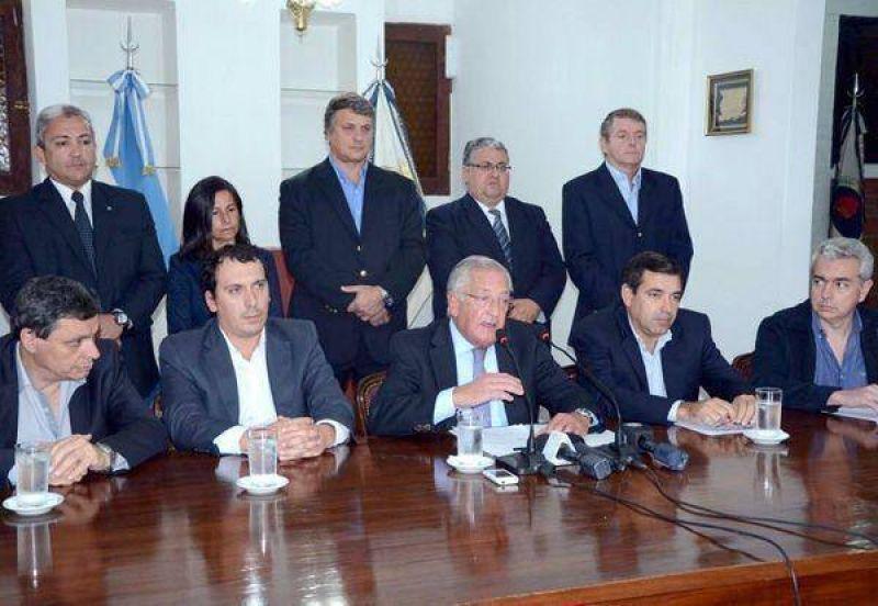 El Gobierno de Jujuy recurrir� hoy a la justicia para destrabar el conflicto gremial