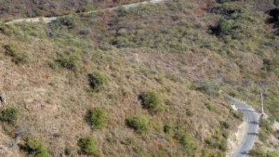 Ge�logos hab�an sugerido retirar el tendido el�ctrico sobre El Portezuelo