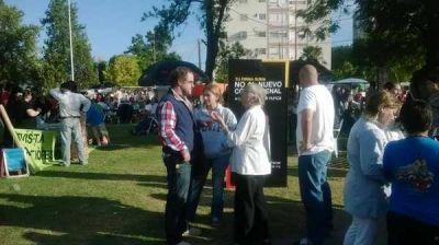 """El Frente Renovador continúa trabajando en la campaña """"#NoAlNuevoCódigoPenal"""""""