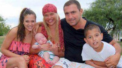 Dos muertes marcaron la vida de Nazarena Vélez