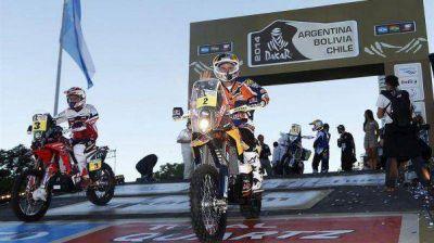 El próximo Rally Dakar largará desde un punto emblemático: la Plaza de Mayo