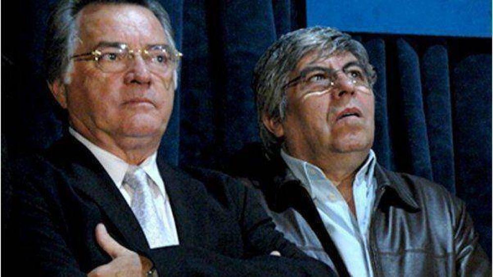 Moyano y Barrionuevo definirán la fecha de su paro nacional