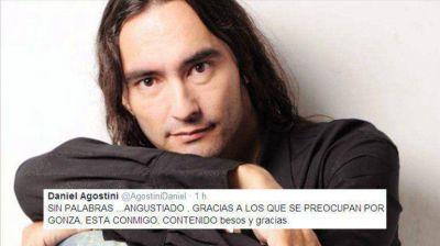 El mensaje de Daniel Agostini, ex marido de Nazarena Vélez