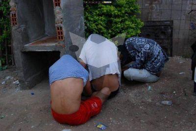 Barrio Anahí: tres demorados por trasladar drogas en un automóvil