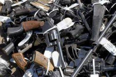 El Estado argentino pagará hasta $2.000 por cada arma entregada voluntariamente