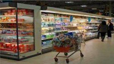 Se extiende en todo el país el apagón de consumo en los supermercados