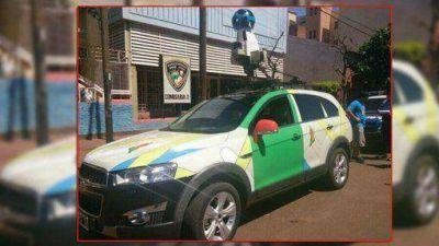 Intentaron robar una camioneta de Google en Misiones