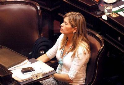 Quién es la senadora amiga de CFK que no habló en todo 2013
