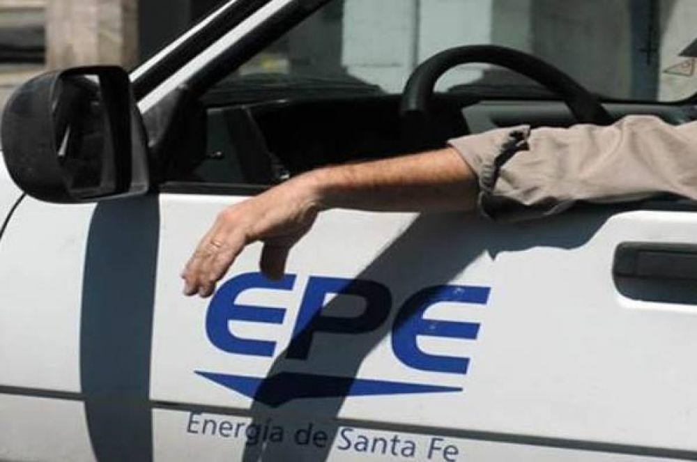 Por el paro, la EPE sólo atiende las emergencias