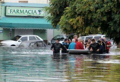 El Juez Arias oficializó 89 muertos por las inundaciones de La Plata