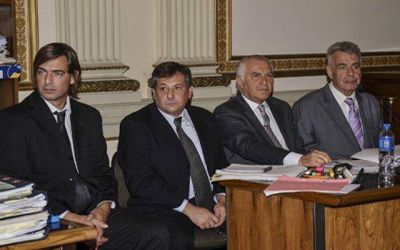 Un policía confirmó que Hooft visitó la comisaría 4ª en la dictadura
