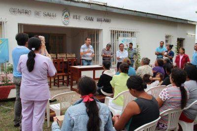 Programa de Agricultura Urbana entregó módulos de pollitos
