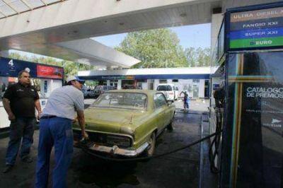 En cuatro meses la nafta aumentó un 26%