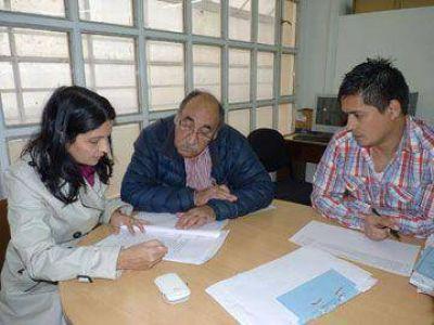 Concejales analizaron proyectos por tránsito