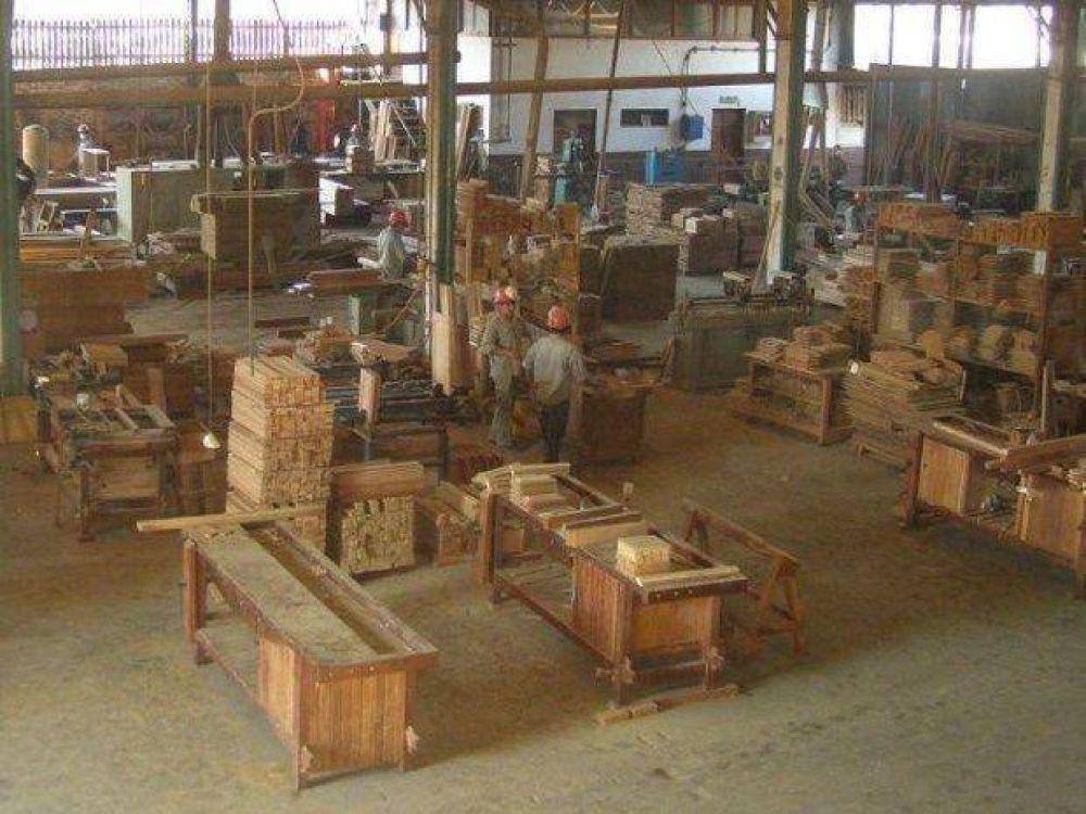 La caída de las ventas en el sector maderero llega al 30%