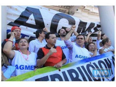 Agmer rechazó la última propuesta del gobierno