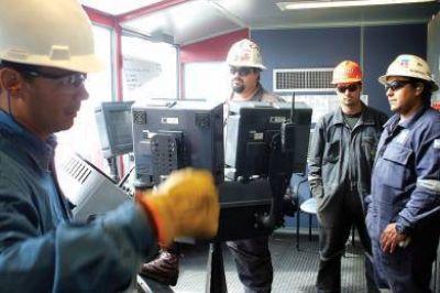 Nuevo equipo perforador autom�tico de PAE para desarrollar su proyecto de Tight Gas
