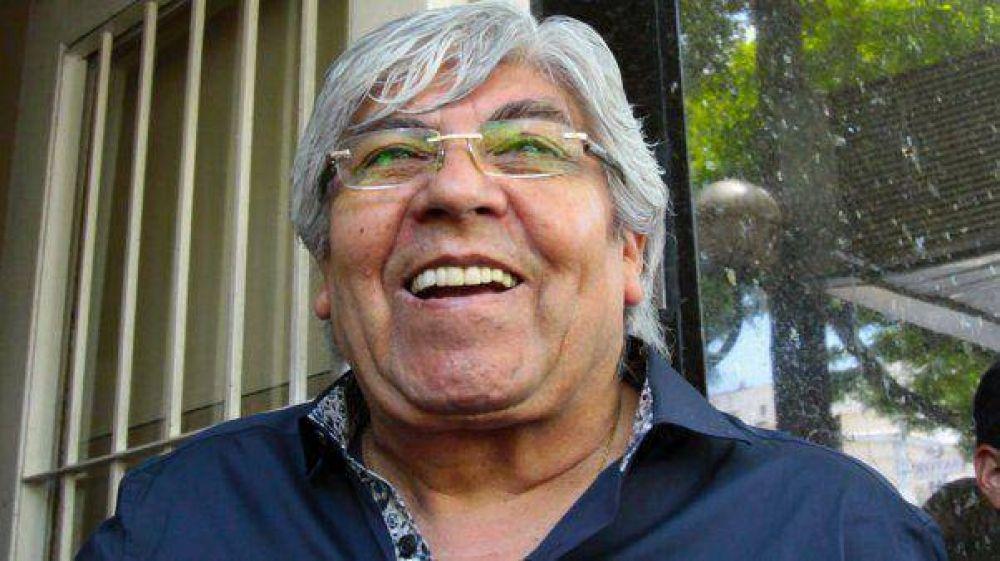Moyano defendió el paro nacional y cargó contra Capitanich y Scioli
