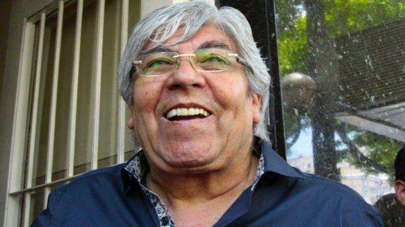 Moyano defendi� el paro nacional y carg� contra Capitanich y Scioli