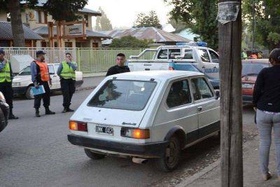 La policía realiza fuertes operativos en toda la jurisdicción