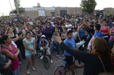 Cipolletti: Ratificaron orden de desalojo del barrio Obrero