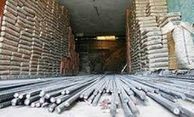 El acuerdo de precios de materiales de construccion se extendera hasta fin de a�o