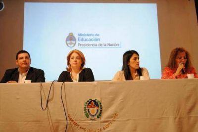 Educación presentó el Programa de Formación Permanente