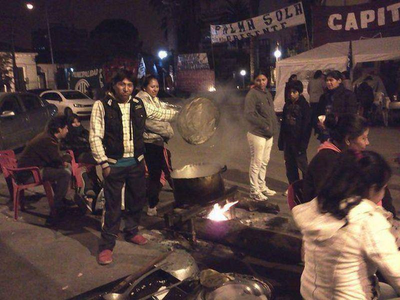 Jujuy: el Gobierno llamó al diálogo y sigue la protesta