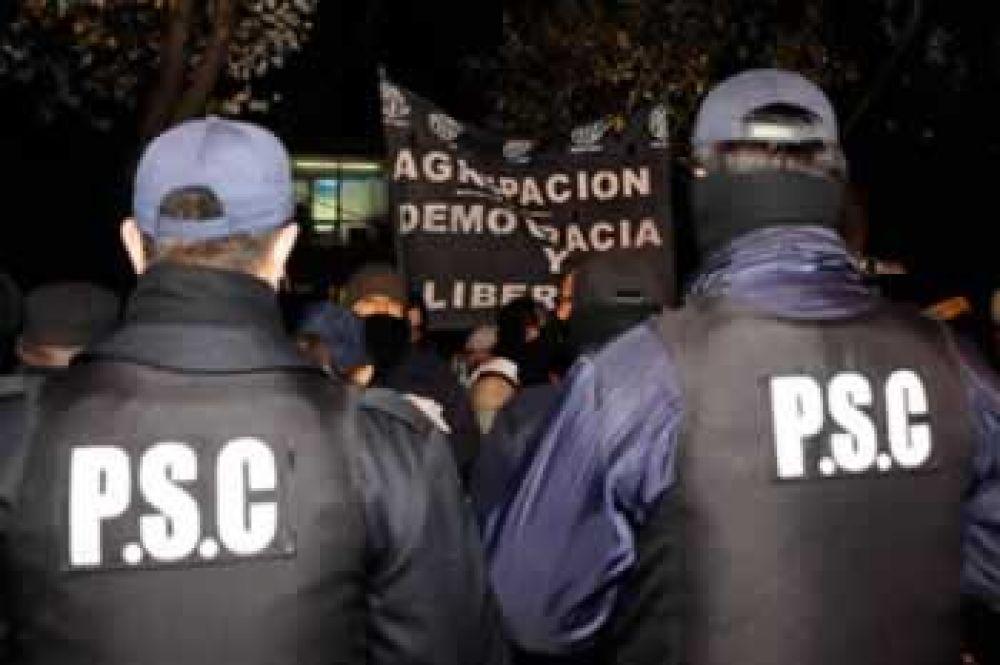 LOS POLICIAS ELIGEN SUS DELEGADOS PARA LAS PARITARIAS