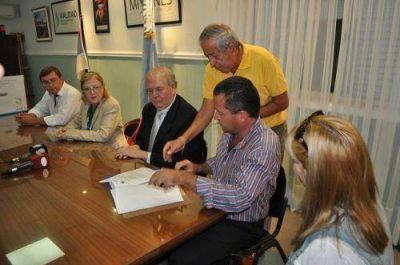 Pondrán en marcha un plan de ordenamiento territorial en Campo Grande y 25 de Mayo