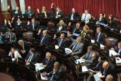 Senado: con duras cr�ticas, el kirchnerismo logr� darle media sanci�n al acuerdo con Repsol