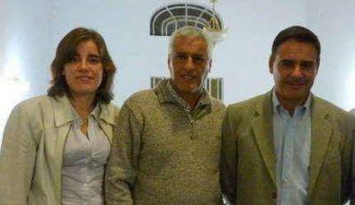 Concejal del Frente Renovador en Lobería