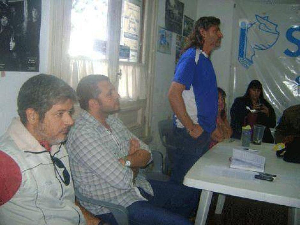Los delegados de Suteba Chivilcoy votaron por seguir el plan de lucha