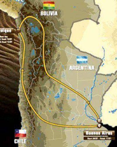 Presentaron el Dakar 2015 y La Rioja no estaría en el recorrido