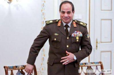 El jefe del Ejército egipcio anunció su candidatura presidencial