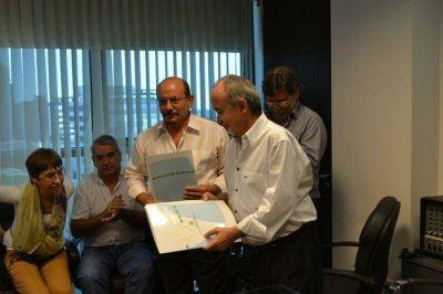 Asumieron Calderón y Del Riccio como subsecretarios de la Jefatura de Gabinete