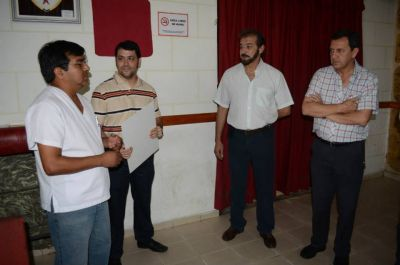 Comunidad continúa con la promoción y prevención del tabaco