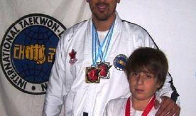 Miramar: La Academia Superior de Taekwondo al Mundial de Italia