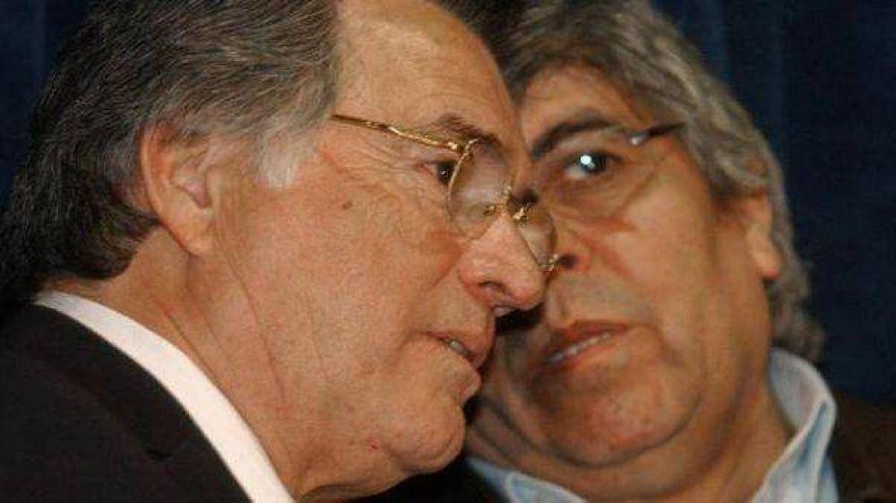 """Barrionuevo afirmó que el paro nacional es """"el comienzo del plan de lucha"""""""