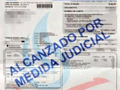Mendoza qued� a salvo de la disminuci�n de subsidios al gas y al agua que anunci� Kicillof