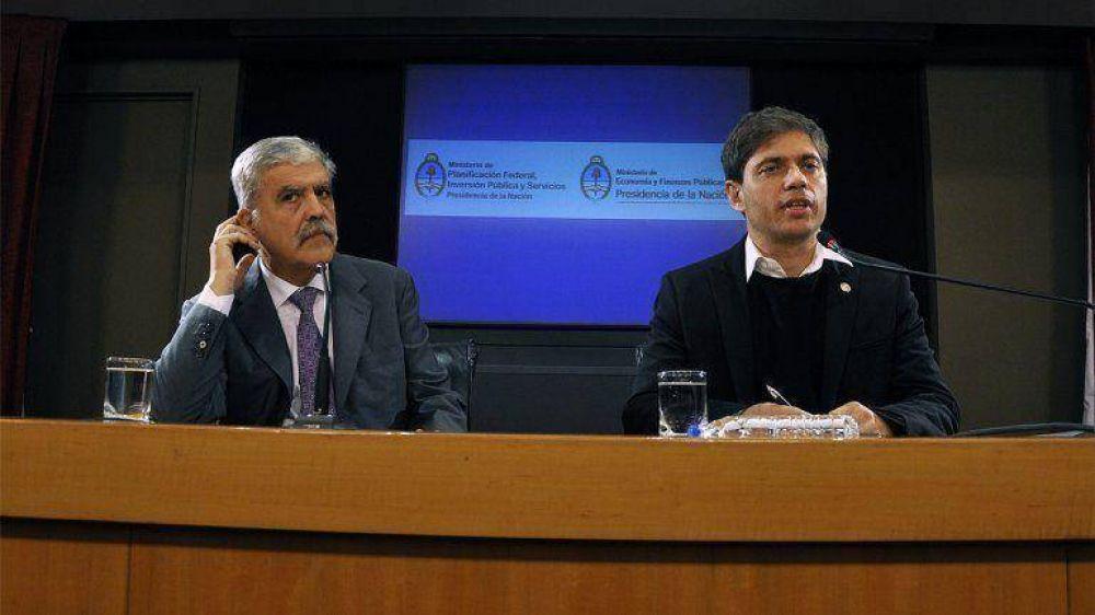 Gremios advierten que el recorte de subsidios podrá alterar los reclamos de las paritarias