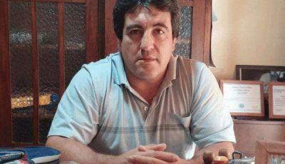 """García confirmó el """"cese de actividades"""" para el 10 de abril"""