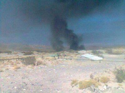 Incendio de YPF: toman testimonios