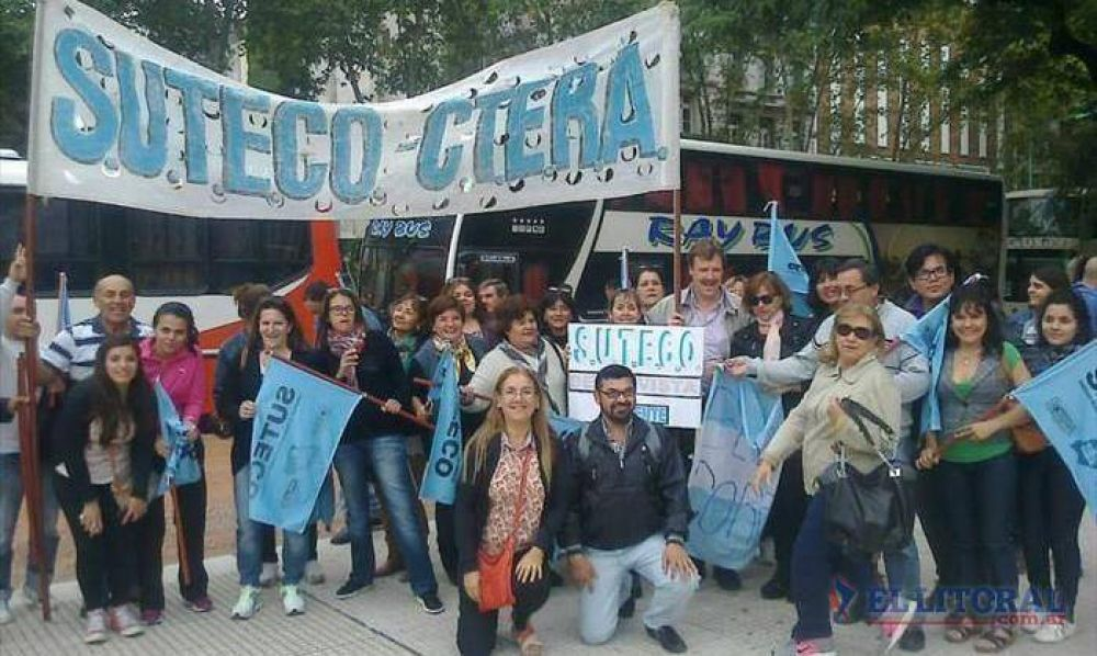 Suteco reclamó a Educación la devolución de los descuentos