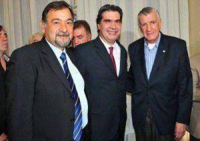 Miguel Isa participó del encuentro nacional de intendentes justicialistas