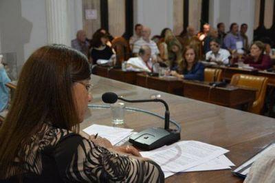 El martes abren sesiones ordinarias del Concejo: hablarán Jorgelina Glorio y el Intendente Passaglia