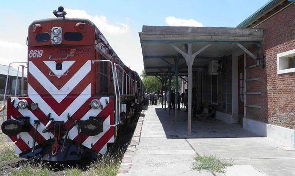 La unión ferroviaria no parará el 10 de abril