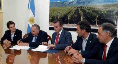 Acuerdo por la salud en Mendoza