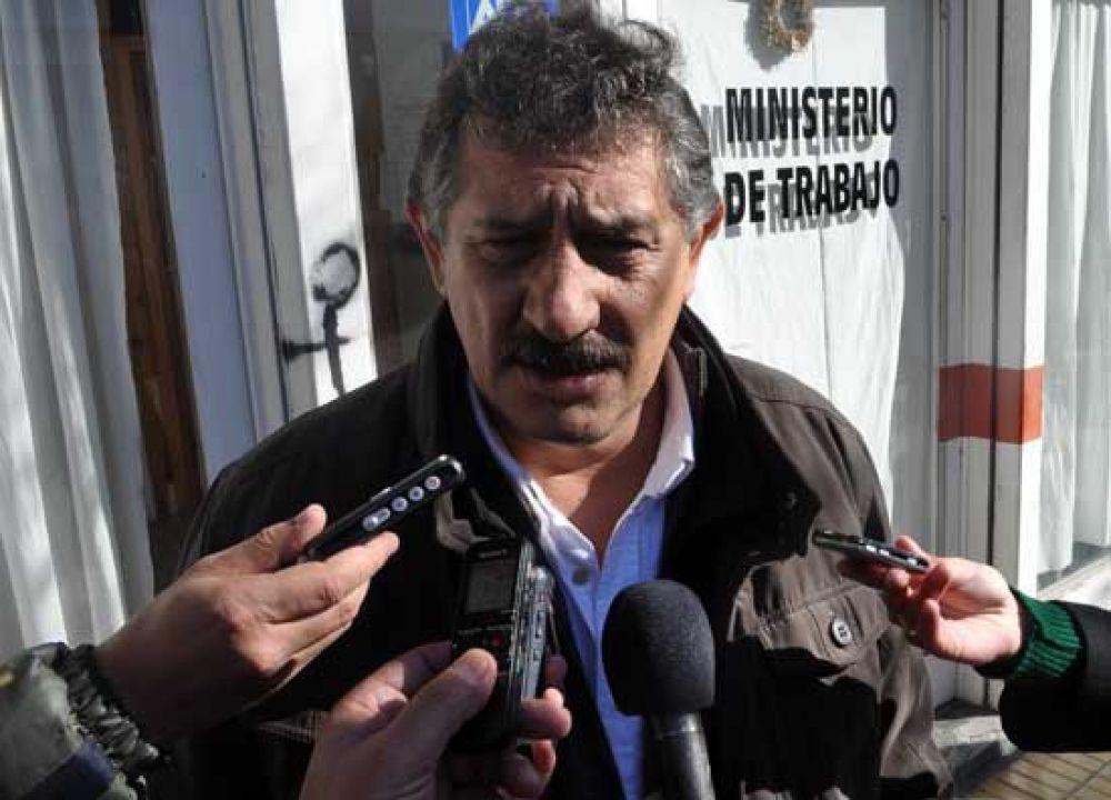 """Sergio Medina, UTA: """"El compañero comentó que fue un accidente y que la moto venía muy rápido"""""""